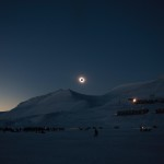 Total Solar Eclipse imaged by Tunç Tezel.
